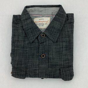 Original Vintage Weatherproof | Men's Shirt | Grey